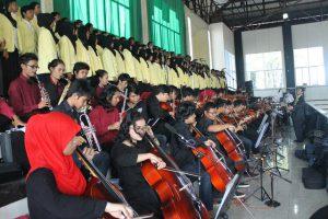 Open Recruitment Paduan Suara Mahasiswa Universitas Negeri Padang