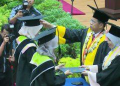 Fakultas Pariwisata dan Perhotelan Wisudakan 91 Orang Mahasiswa Pada Wisuda UNP Periode 110