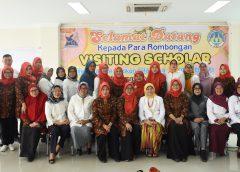 Universitas Pendidikan Indonesia Kunjungi Jurusan Kesejahtera Keluarga FPP UNP
