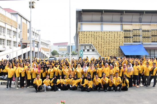 Pembukaan Krida Maba Fakultas Pariwisata dan Perhotelan UNP 2019