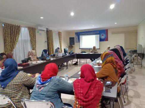 Rapat Kerja Penyusunan RKA-KL Tahun 2021 FPP UNP