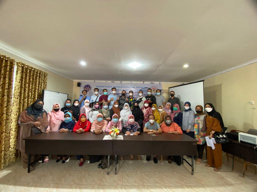 Workshop Penghitungan Angka Kredit Point Dosen dilingkungan Fakultas Pariwisata dan Perhotelan